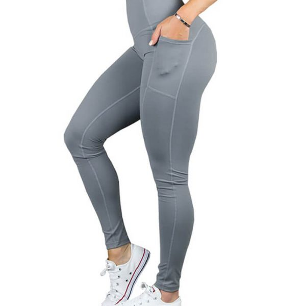 compression custom high waisted women leggings