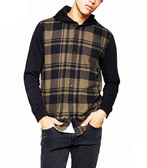 Custom Flannel Shirt Mens Manufacturer