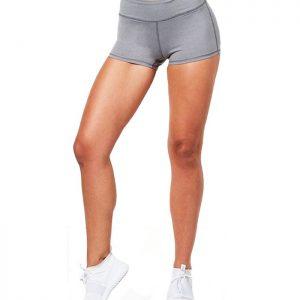 Flatlock Stitched Dry Fit Women Shorts Manufacturer