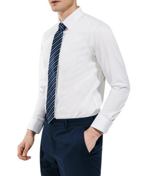 high quality custom men formal shirt