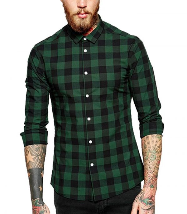 Trendy Flannel Shirts For Men