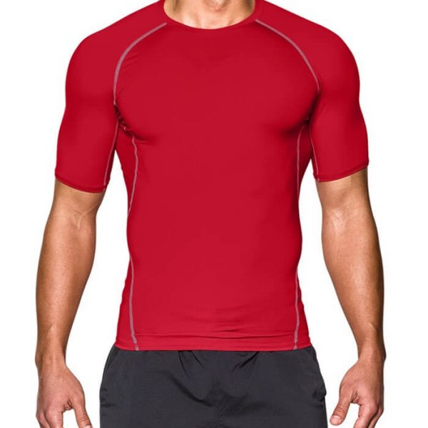 Men Fitted Fitness Shirt Manufacturer