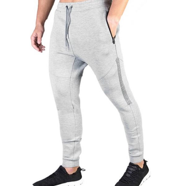 Men Fitted Gym Joggers Manufacturer