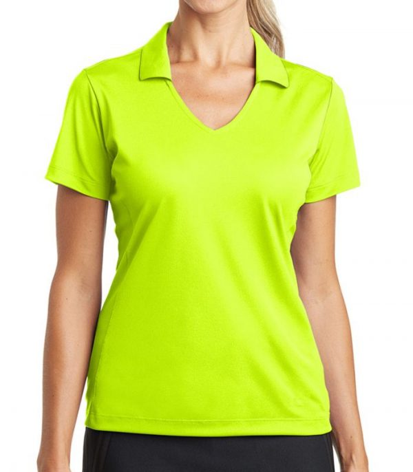 Slim Fit Women Dry Fit Polo Manufacturer
