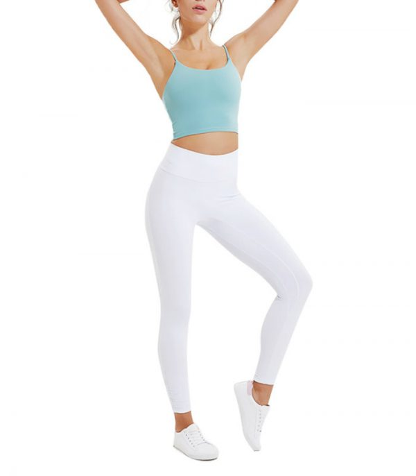 Trendy Custom Fitness Tank Top With Gym Leggings Manufacturer