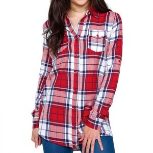 Womens Flannel Shirt Manufacturer
