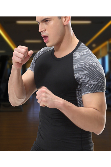 mens fitness clothing manufacturer
