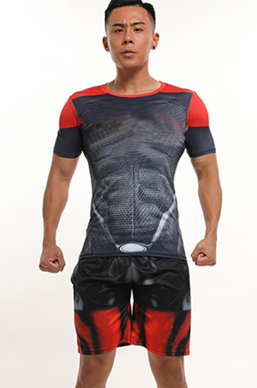 Top Quality Men Apparel Workout Clothing Manufacturers