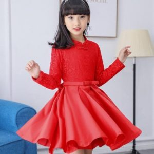 winter kids dress manufacturers