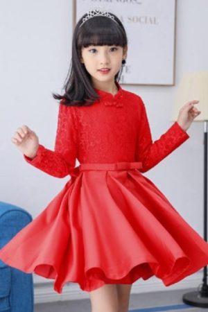 winter kids dress manufacturers