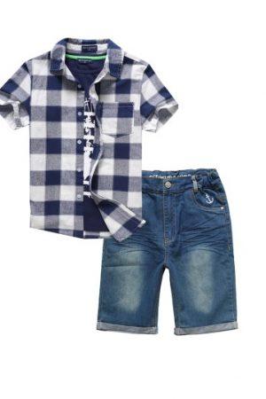 USA cotton baby clothing