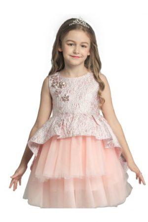 elegant ruffles kids clothes wholesales