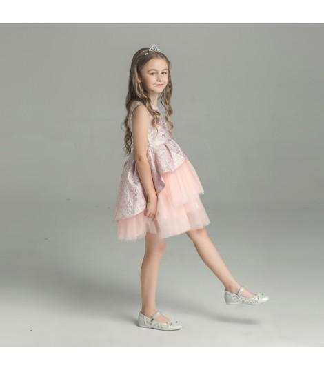 elegant ruffles kids clothing manufacturer