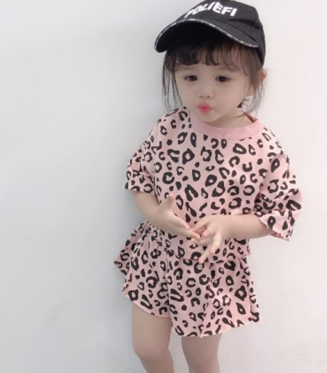 leopard print girls manufacturers