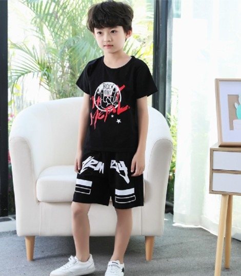 wholesales boy summer clothing