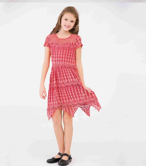 girls lace dresses manufacturer