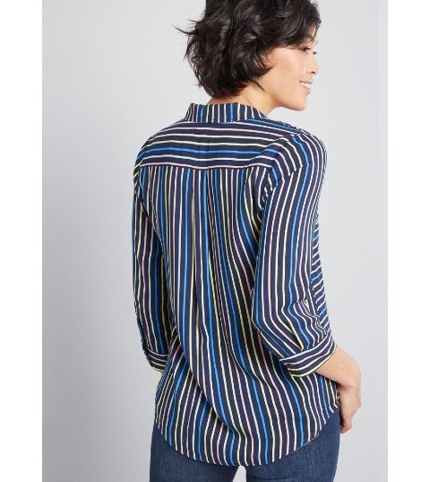 Striped Womens Shirts manufacturers