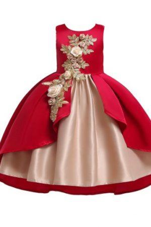 girls long dress manufacturers