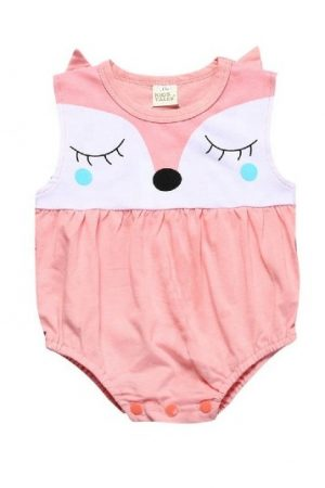 chirpy pink bodysuit