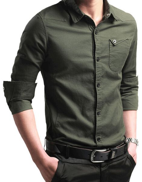 Bulk Casual African Shirt For Men