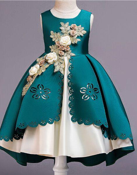 wholesale girls bow dress