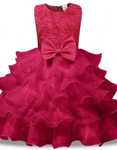 custom pegeant dress little girls manufacturers