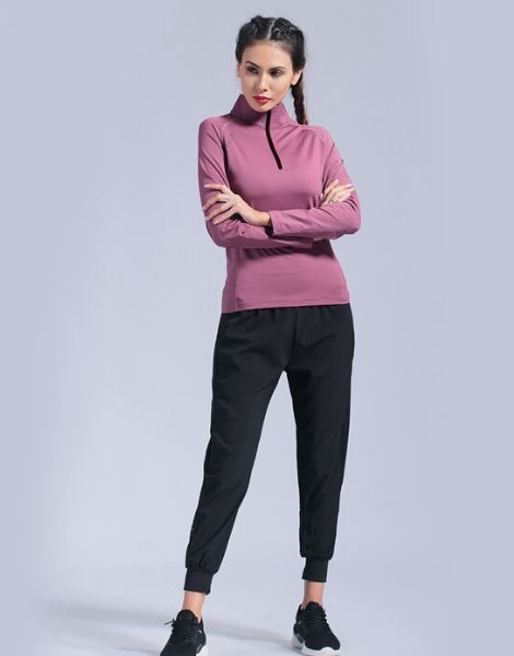 wholesale seamless fitness tracksuits for women