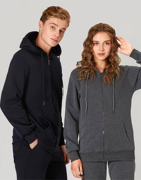 bulk french terry tracksuit for men and women