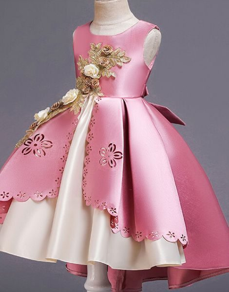 bulk girls bow dress