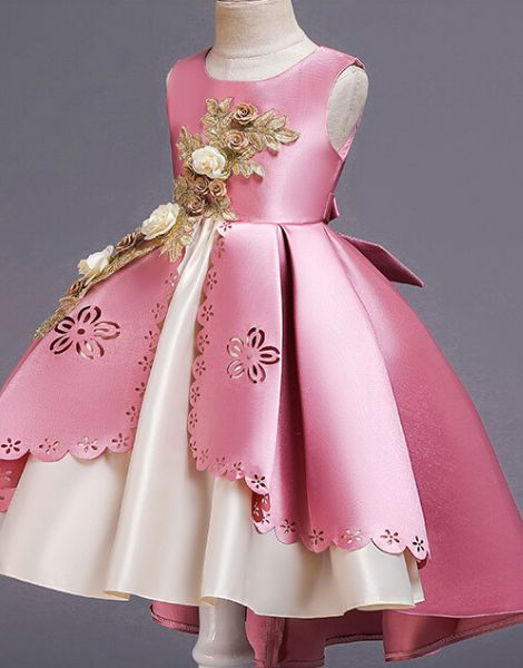 bulk girls bow dress