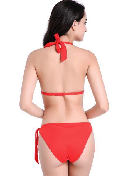 custom high quality printed bikini