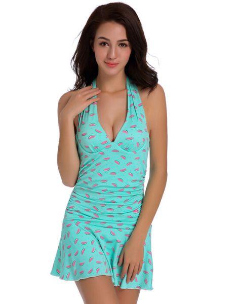 bulk watermelon printed swimwear