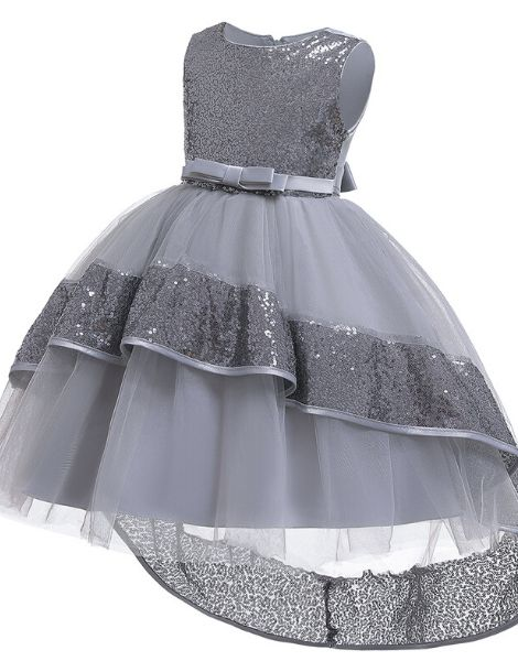 custom little girls party frock manufacturers