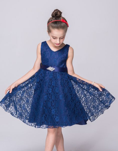 wholesale new style party dress for girls