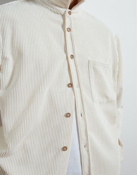 custom corduroy shirts for men