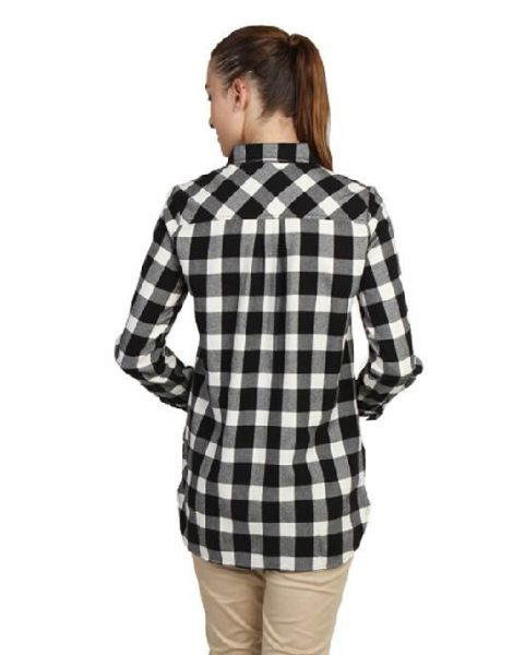 wholesale double pocket flannel shirts for women manufacturers