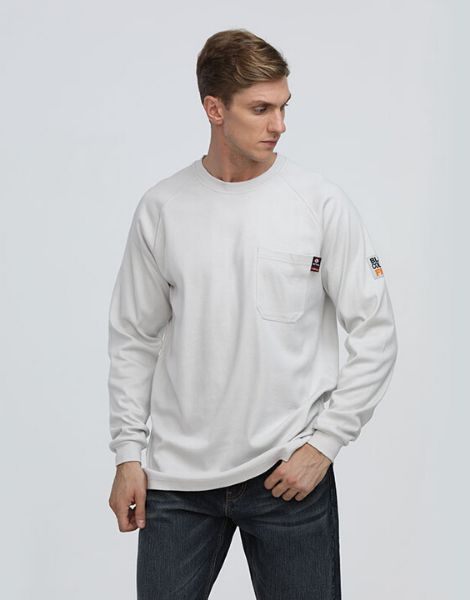 custom flame resistant full sleeve t shirt manufacturers