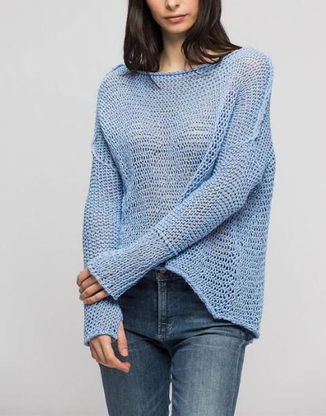 wholesale crew neck pullover for women