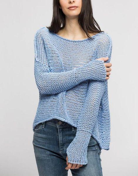 wholesale bulk crew neck pullover for women