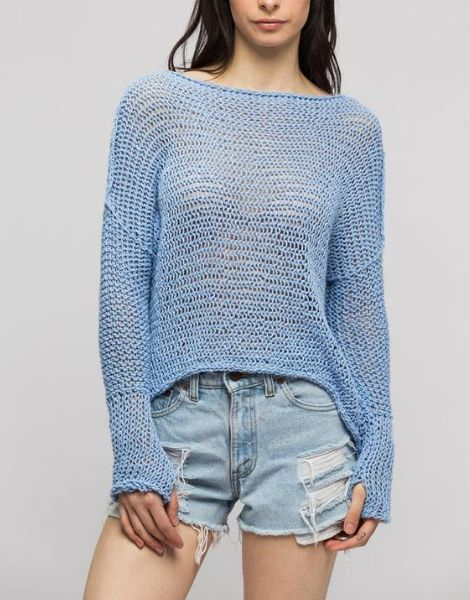 custom crew neck pullover for women manufacturers
