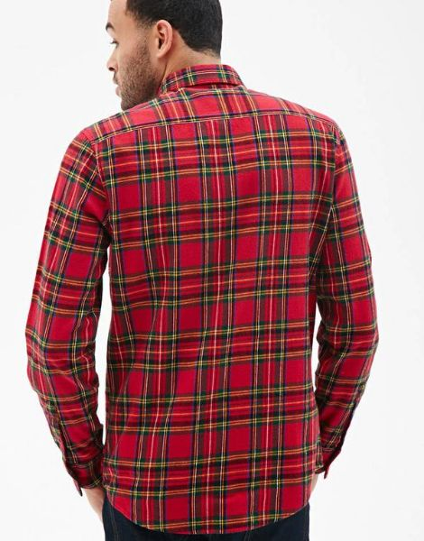 bulk classic flannel shirt