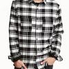 custom dual pocket flannel shirt manufacturers