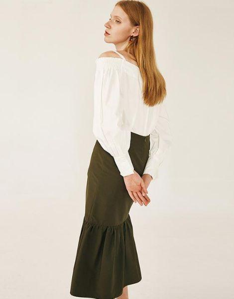 custom womens spaghetti strap long sleeve top manufacturers