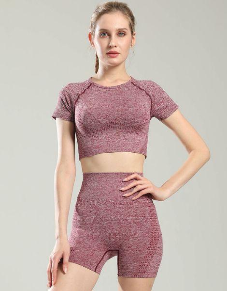 wholesale seamless yoga short suit manufacturers