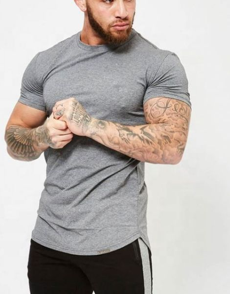 wholesale bulk spandex t-shirts for gym