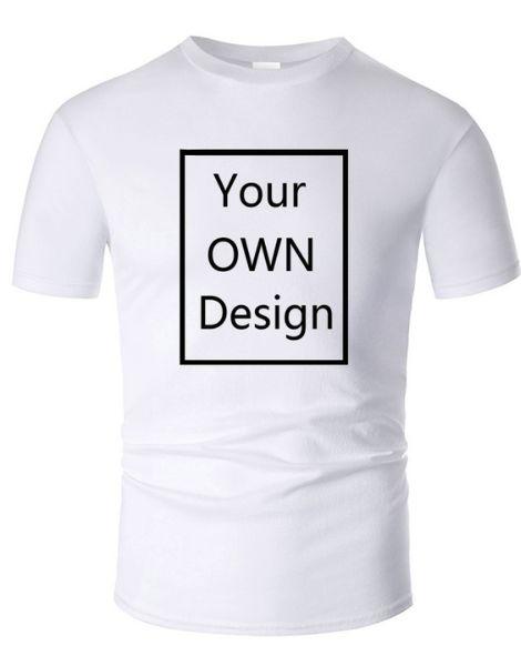custom round neck blank t-shirts