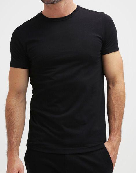 bulk slim fit blank t-shirts