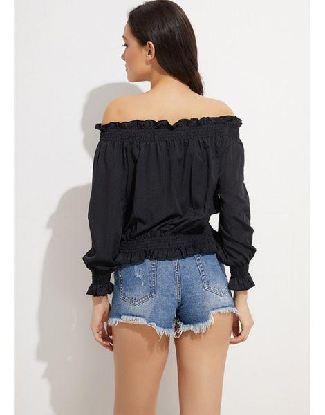 wholesale bulk off shoulder tops