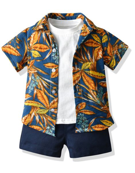 custom 3 piece little boy boutique clothing set