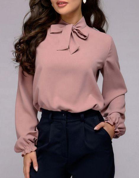 wholesale long sleeve chiffon womens shirt manufacturers